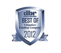 Best of Litigation Funding Company - 2012