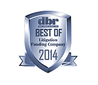 Best of Litigation Funding Company - 2014
