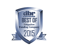 Best of Litigation Funding Company - 2015